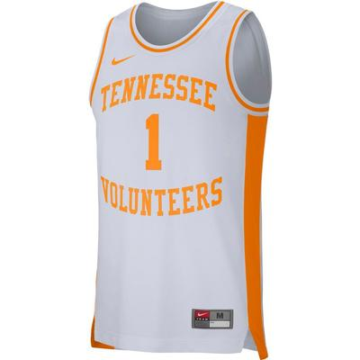 Tennessee Nike Replica Retro Basketball Jersey