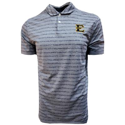 ETSU Nike Men's Vapor Stripe Polo
