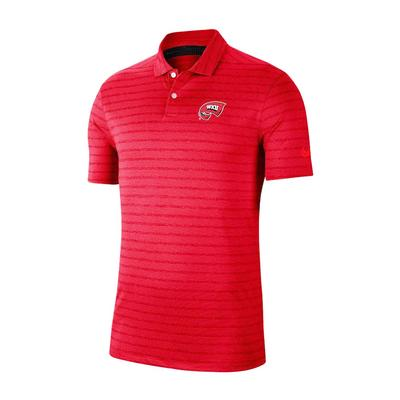 Western Kentucky Nike Men's Vapor Stripe Polo