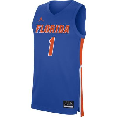 Florida Nike Replica Road Basketball Jersey