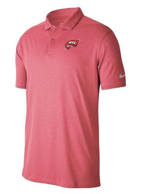 Western Kentucky Nike Victory Texture Polo