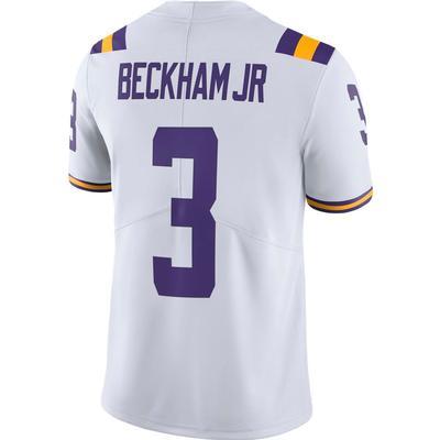 LSU Nike Odell Beckham Jr. #3 Limited Jersey