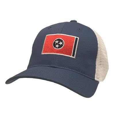 Tennessee Volunteer Traditions Tristar Blue Hat