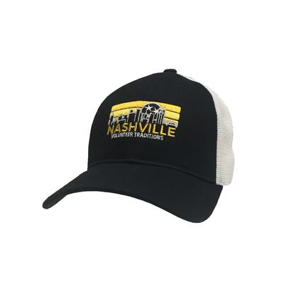 Nashville Volunteer Traditions Nashville Skyline Navy Hat