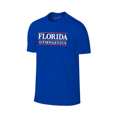 Florida Women's Double Bar Gymnastics Tee Shirt