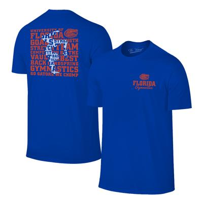 Florida Women's Gymnastics Short Sleeve Tee Shirt