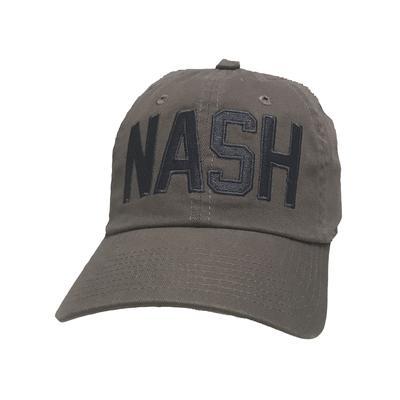 Nashville Volunteer Traditions NASH Grey Twill Hat