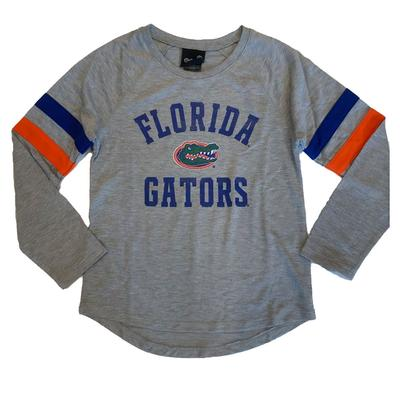 Florida Gen2 Girls Long Sleeve Raglan Top