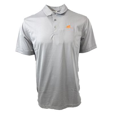 Tennessee Volunteer Traditions Rifleman Club Stripe Polo