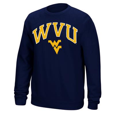 West Virginia Foundation Fleece Crew