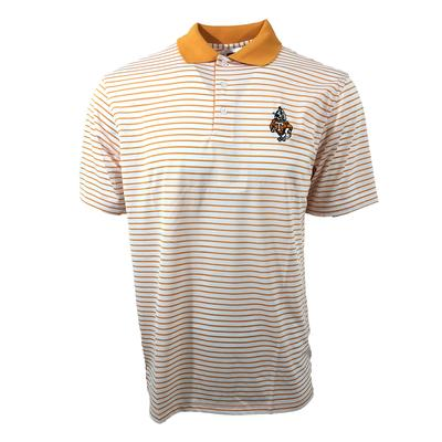 Tennessee Volunteer Traditions Smokey Original Stripe Polo