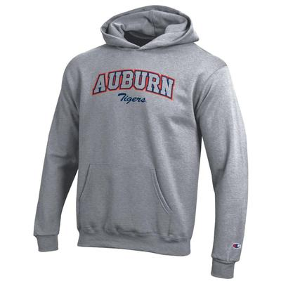 Auburn Champion Youth Fleece Hoodie
