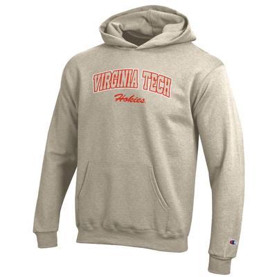 Virginia Tech Champion Youth Fleece Hoodie
