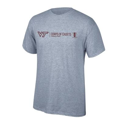 Virginia Tech Corps of Cadets New Logo T-Shirt