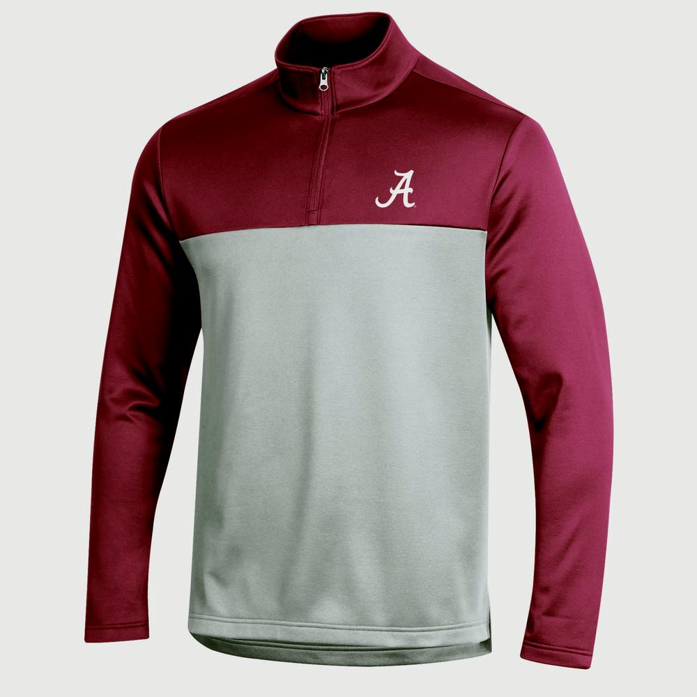 Alabama Champion Men's Field Day Poly 1/4 Zip