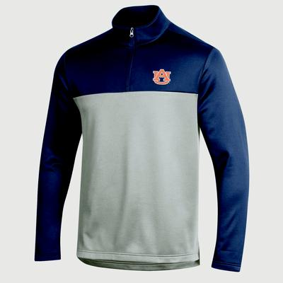 Auburn Champion Men's Field Day Poly 1/4 Zip