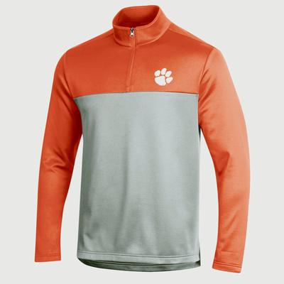 Clemson Champion Men's Field Day Poly 1/4 Zip