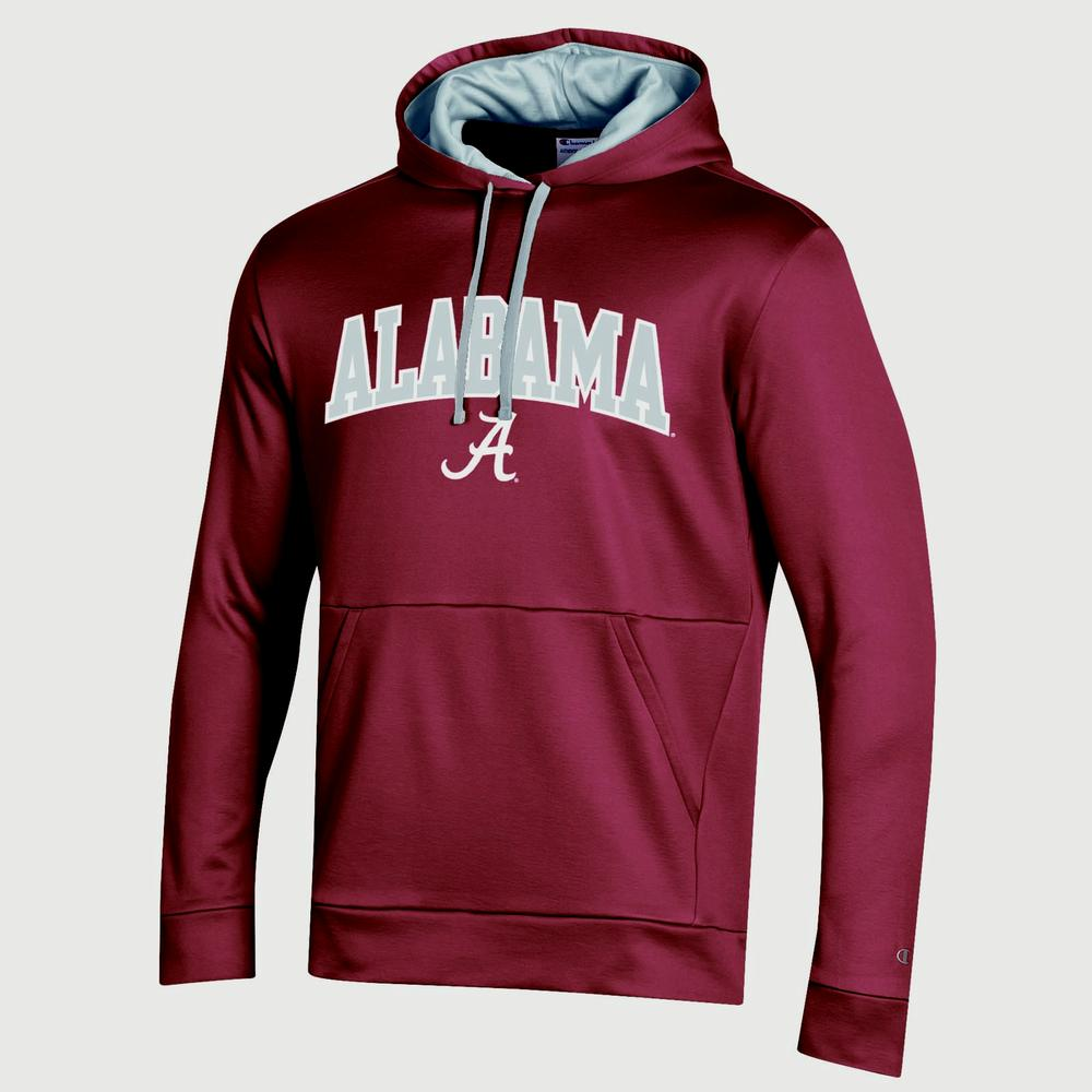 Alabama Champion Men's Field Day Poly Fleece Pullover