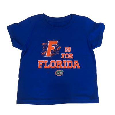 Florida F is for Florida Toddler Tee