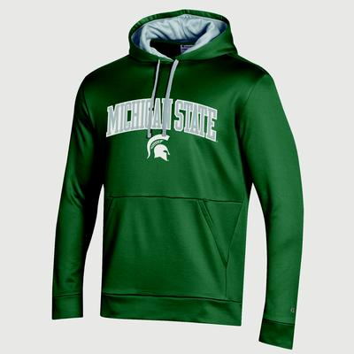 Michigan State Champion Men's Field Day Poly Fleece Pullover