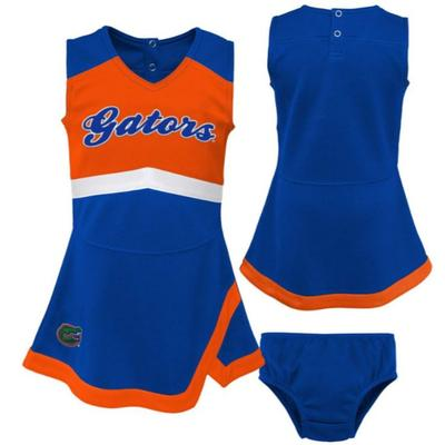 Florida Youth Cheer Captain Jumper Dress