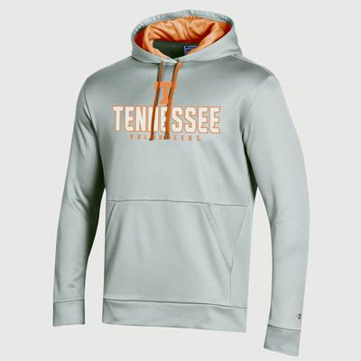 Tennessee Champion Men's Field Day Heather Poly Fleece Pullover