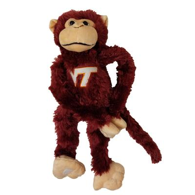 Virginia Tech Plush Monkey