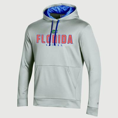 Florida Champion Men's Field Day Heather Poly Fleece Pullover