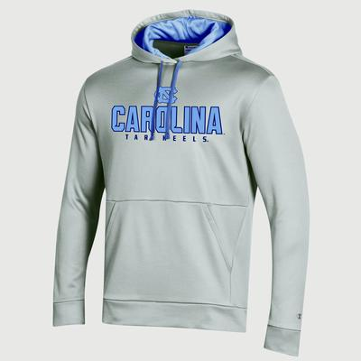 UNC Champion Men's Field Day Heather Poly Fleece Pullover