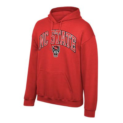 NC State Foundation Fleece Hoodie Pullover RED