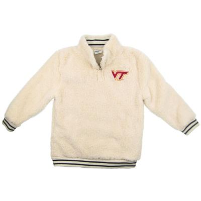 Virginia Tech Youth Sherpa 1/4 Zip