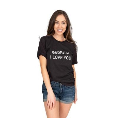 Georgia Stewart Simmons I Love You Tee