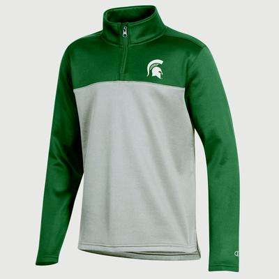 Michigan State Champion Youth Promo Poly Fleece 1/4 Zip