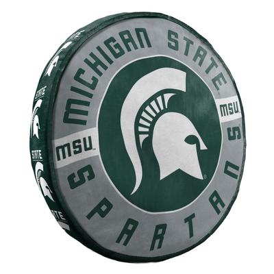 Michigan State Northwest Cloud Pillow