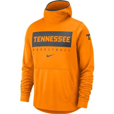 Tennessee Nike Basketball Spotlight Pullover Hoody