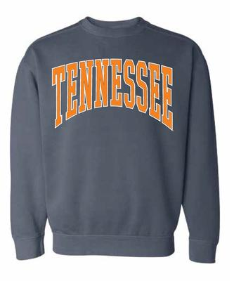 Tennessee Summit Women's 90's Arch CC Crew Sweatshirt