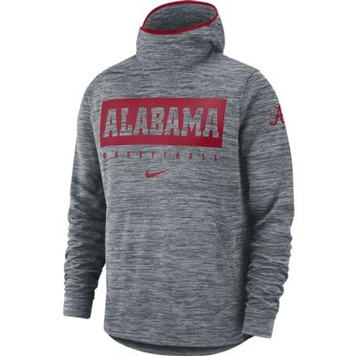 Alabama Nike Basketball Spotlight Pullover Hoody