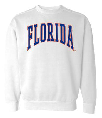 Florida Summit Women's 90's Arch CC Crew Sweatshirt