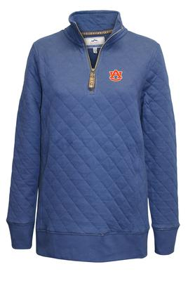 Auburn Summit Women's Quilted 1/4 Zip