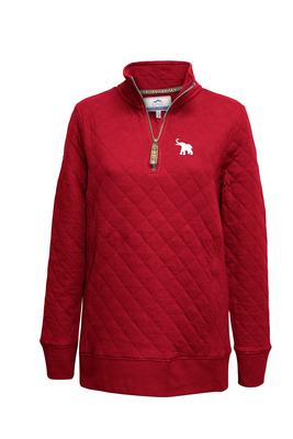 Alabama Summit Women's Quilted 1/4 Zip
