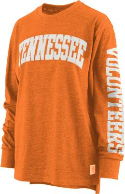 Tennessee Pressbox Women's Canyon Melange Tee