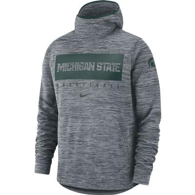 Michigan State Nike Basketball Spotlight Pullover Hoody