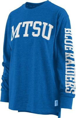 MTSU Pressbox Women's Canyon Melange Tee