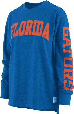 Florida Pressbox Women's Canyon Melange Tee