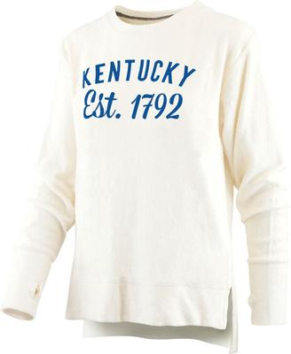 Kentucky Pressbox Women's Pasadena Cuddle Knit