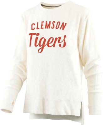 Clemson Pressbox Women's Pasadena Cuddle Knit