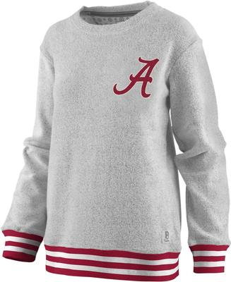Alabama Pressbox Women's Santa Rosa Comfy Terry