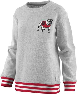 Georgia Pressbox Women's Santa Rosa Comfy Terry
