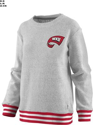 Western Kentucky Pressbox Women's Santa Rosa Comfy Terry