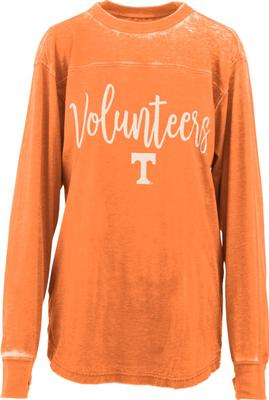 Tennessee Pressbox Women's Gertrude Vintage Wash Tee
